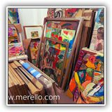 CUADROS-DE-PAISAJES-MODERNOS.jose-manuel-merello.-artworks-in-the-atelier.-modern-art-paintings.